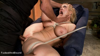 Photo number 3 from Blonde big tits, ass fucked in tight bondage shot for  on Kink.com. Featuring Mickey Mod and Dee Williams in hardcore BDSM & Fetish porn.