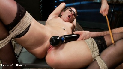 Photo number 9 from Sucking Dick for College shot for  on Kink.com. Featuring Maestro and Dallas Blaze in hardcore BDSM & Fetish porn.