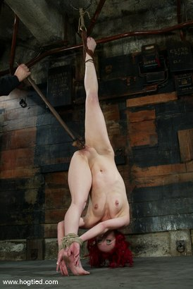 Photo number 13 from Sabrina Sparx shot for Hogtied on Kink.com. Featuring Sabrina Sparx in hardcore BDSM & Fetish porn.