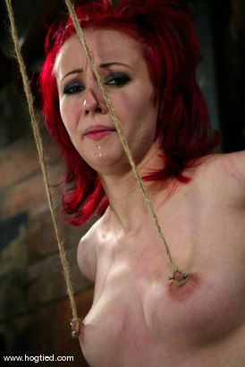 Photo number 4 from Sabrina Sparx shot for Hogtied on Kink.com. Featuring Sabrina Sparx in hardcore BDSM & Fetish porn.