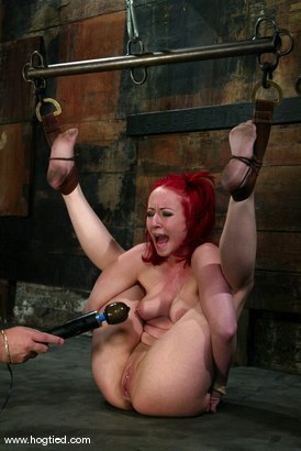 Photo number 9 from Sabrina Sparx shot for Hogtied on Kink.com. Featuring Sabrina Sparx in hardcore BDSM & Fetish porn.