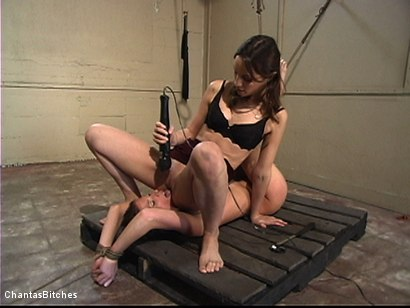 Photo number 10 from Ariel's Penance shot for Chantas Bitches on Kink.com. Featuring Amber Rayne and Ariel X in hardcore BDSM & Fetish porn.