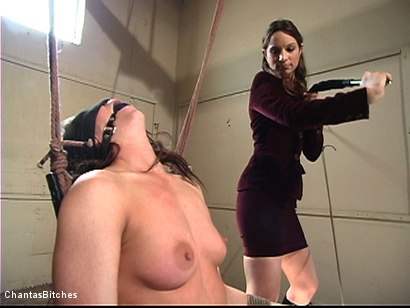 Photo number 3 from Ariel's Penance shot for Chantas Bitches on Kink.com. Featuring Amber Rayne and Ariel X in hardcore BDSM & Fetish porn.