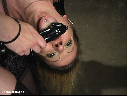 Photo number 14 from Dumb Blonde Dominated shot for Chantas Bitches on Kink.com. Featuring Anita Blue and Mz Berlin in hardcore BDSM & Fetish porn.