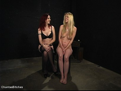 Photo number 15 from Dumb Blonde Dominated shot for Chantas Bitches on Kink.com. Featuring Anita Blue and Mz Berlin in hardcore BDSM & Fetish porn.