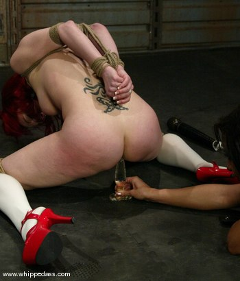 Photo number 11 from Sandra Romain and Sabrina Sparx shot for Whipped Ass on Kink.com. Featuring Sabrina Sparx and Sandra Romain in hardcore BDSM & Fetish porn.