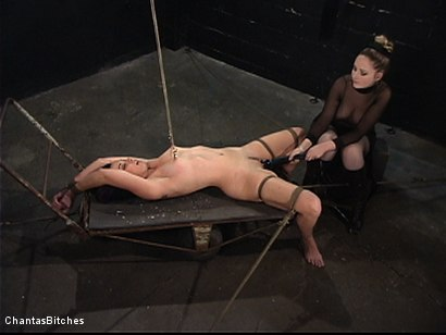 Photo number 9 from Lucky Number 7 shot for Chantas Bitches on Kink.com. Featuring January Seraph in hardcore BDSM & Fetish porn.
