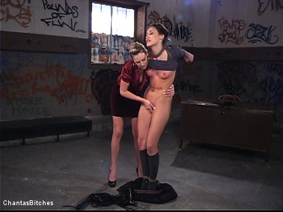 Photo number 2 from Old Fashioned Punishment shot for Chantas Bitches on Kink.com. Featuring Audrey Leigh and Ryan Keely in hardcore BDSM & Fetish porn.