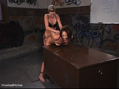 Photo number 13 from Old Fashioned Punishment shot for Chantas Bitches on Kink.com. Featuring Audrey Leigh and Ryan Keely in hardcore BDSM & Fetish porn.
