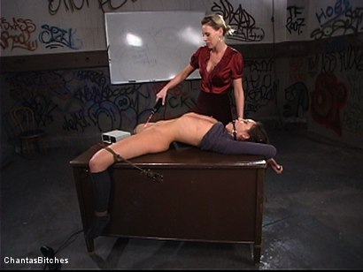 Photo number 5 from Old Fashioned Punishment shot for Chantas Bitches on Kink.com. Featuring Audrey Leigh and Ryan Keely in hardcore BDSM & Fetish porn.