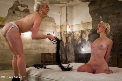 Photo number 10 from Fresh Meat: Lexi Larue shot for Whipped Ass on Kink.com. Featuring Lorelei Lee and Lexi LaRue in hardcore BDSM & Fetish porn.