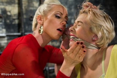 Photo number 3 from Fresh Meat: Lexi Larue shot for Whipped Ass on Kink.com. Featuring Lorelei Lee and Lexi LaRue in hardcore BDSM & Fetish porn.