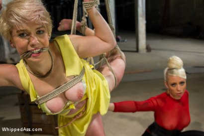 Photo number 4 from Fresh Meat: Lexi Larue shot for Whipped Ass on Kink.com. Featuring Lorelei Lee and Lexi LaRue in hardcore BDSM & Fetish porn.