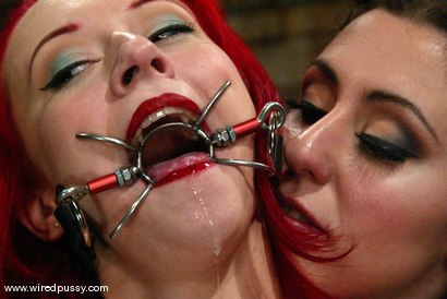 Photo number 10 from Sabrina Sparx and Princess Donna Dolore shot for Wired Pussy on Kink.com. Featuring Sabrina Sparx and Princess Donna Dolore in hardcore BDSM & Fetish porn.