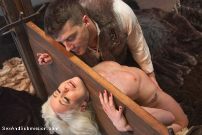 Photo number 3 from The Brutal Submission of Barbarella shot for Sex And Submission on Kink.com. Featuring Ramon Nomar and Lorelei Lee in hardcore BDSM & Fetish porn.