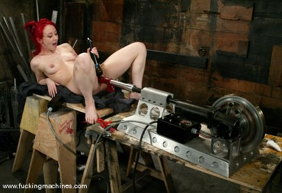 Photo number 11 from Sabrina Sparx shot for Fucking Machines on Kink.com. Featuring Sabrina Sparx in hardcore BDSM & Fetish porn.