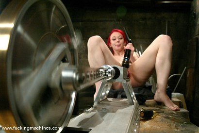 Photo number 13 from Sabrina Sparx shot for Fucking Machines on Kink.com. Featuring Sabrina Sparx in hardcore BDSM & Fetish porn.
