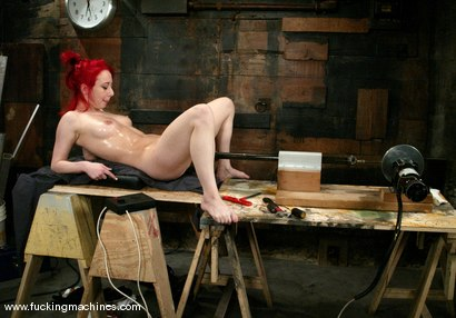 Photo number 9 from Sabrina Sparx shot for Fucking Machines on Kink.com. Featuring Sabrina Sparx in hardcore BDSM & Fetish porn.