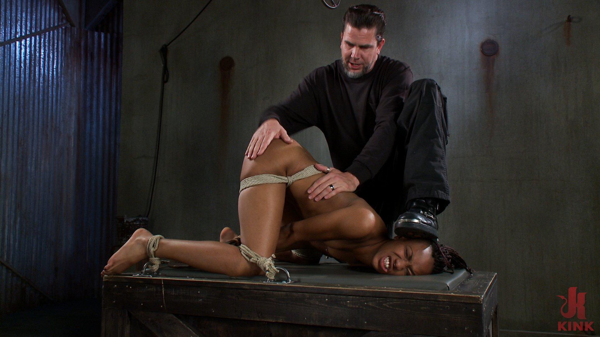 Nikki Darling Bondage