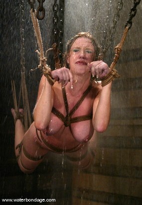 Photo number 14 from Darling shot for Water Bondage on Kink.com. Featuring Dee Williams in hardcore BDSM & Fetish porn.