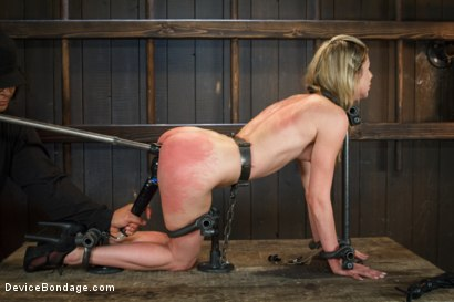 Photo number 14 from <strong>Fresh Meat</strong><br>Young blonde slut tormented by Orlando shot for Device Bondage on Kink.com. Featuring Orlando and Tysen Rich in hardcore BDSM & Fetish porn.