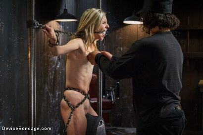 Photo number 16 from <strong>Fresh Meat</strong><br>Young blonde slut tormented by Orlando shot for Device Bondage on Kink.com. Featuring Orlando and Tysen Rich in hardcore BDSM & Fetish porn.