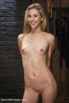 Photo number 10 from <strong>Fresh Meat</strong><br>Young blonde slut tormented by Orlando shot for Device Bondage on Kink.com. Featuring Orlando and Tysen Rich in hardcore BDSM & Fetish porn.