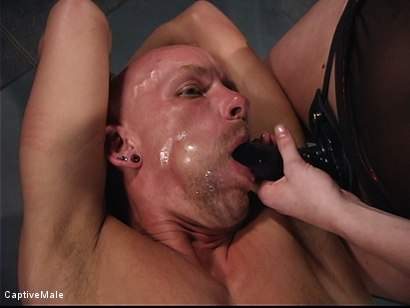 Photo number 12 from The Strict Mistress shot for Captive Male on Kink.com. Featuring Harmony and Chad Rock in hardcore BDSM & Fetish porn.