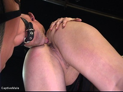 Photo number 5 from The Strict Mistress shot for Captive Male on Kink.com. Featuring Harmony and Chad Rock in hardcore BDSM & Fetish porn.