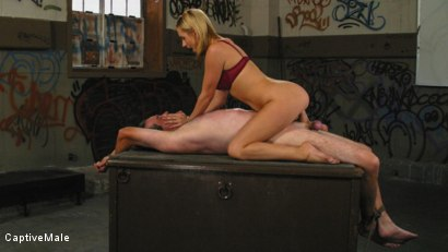 Photo number 9 from An Arrogant Principal shot for Captive Male on Kink.com. Featuring Les Moore and Lexi Belle in hardcore BDSM & Fetish porn.