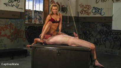 Photo number 7 from An Arrogant Principal shot for Captive Male on Kink.com. Featuring Les Moore and Lexi Belle in hardcore BDSM & Fetish porn.
