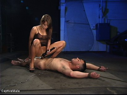 Photo number 6 from Extraordinary Pain shot for Captive Male on Kink.com. Featuring Rico and Nika Noire in hardcore BDSM & Fetish porn.