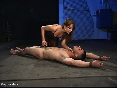 Photo number 8 from Extraordinary Pain shot for Captive Male on Kink.com. Featuring Rico and Nika Noire in hardcore BDSM & Fetish porn.