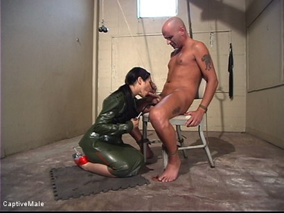 Photo number 11 from Private vin shot for Captive Male on Kink.com. Featuring Diezel and Mika Tan in hardcore BDSM & Fetish porn.