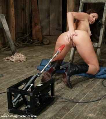 Photo number 9 from Azalea Lee shot for Fucking Machines on Kink.com. Featuring Azalea Lee in hardcore BDSM & Fetish porn.