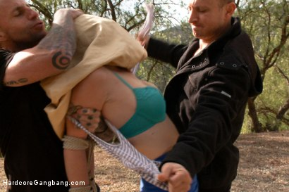 Photo number 3 from Intimate desires revealed- this young couple goes all out! shot for Hardcore Gangbang on Kink.com. Featuring Mr. Pete, John Strong, Xander Corvus, Astral Dust, Dane Cross and Violet Monroe in hardcore BDSM & Fetish porn.