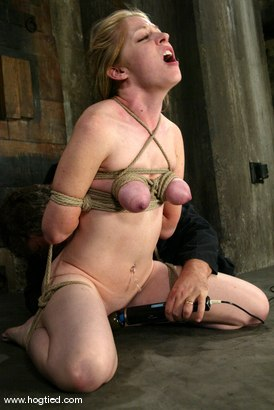 Photo number 12 from Haley Scott shot for Hogtied on Kink.com. Featuring Haley Scott in hardcore BDSM & Fetish porn.