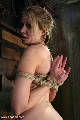 Photo number 8 from Haley Scott shot for Hogtied on Kink.com. Featuring Haley Scott in hardcore BDSM & Fetish porn.