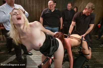 Photo number 11 from Pain slut surrenders to public ass-pounding shot for Public Disgrace on Kink.com. Featuring Bill Bailey and Cassandra Nix in hardcore BDSM & Fetish porn.