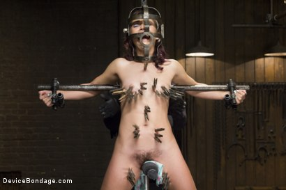 Photo number 8 from Kristina Rose - Overwhelmed with Brutal Bondage and Non-stop Torment  shot for Device Bondage on Kink.com. Featuring Kristina Rose in hardcore BDSM & Fetish porn.