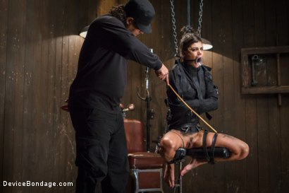 Photo number 13 from Bonnie Rotten-Uncontrollable Squirting Orgasms!!!! shot for Device Bondage on Kink.com. Featuring Bonnie Rotten and Orlando in hardcore BDSM & Fetish porn.