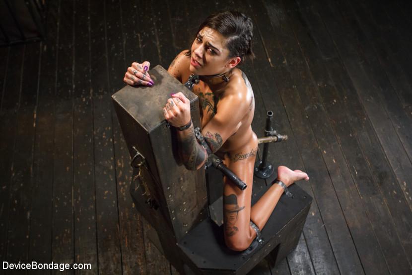 Adriana Chechik Bondage Squirt