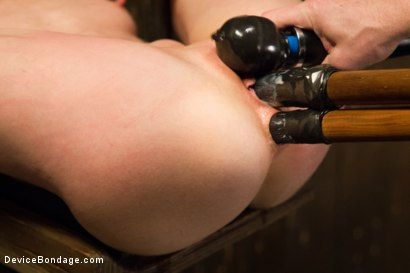 Photo number 4 from Annihilation of Elise Graves shot for Device Bondage on Kink.com. Featuring Elise Graves in hardcore BDSM & Fetish porn.