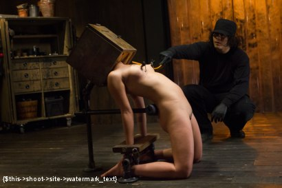 Photo number 12 from Asian Whore is Shocked and Fucked into Oblivion  shot for Device Bondage on Kink.com. Featuring Orlando and Milcah Halili in hardcore BDSM & Fetish porn.