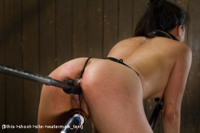 Photo number 7 from Asian Whore is Shocked and Fucked into Oblivion  shot for Device Bondage on Kink.com. Featuring Orlando and Milcah Halili in hardcore BDSM & Fetish porn.