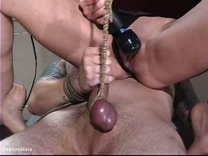 Photo number 9 from Bitchboy's Ordeal shot for Captive Male on Kink.com. Featuring Amber Rayne and Ryan Knox in hardcore BDSM & Fetish porn.