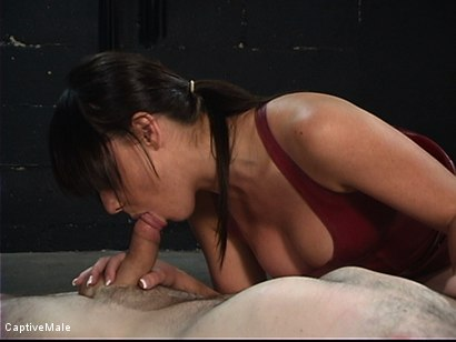Photo number 6 from A Slave Milked shot for Captive Male on Kink.com. Featuring Penny Flame and Les Moore in hardcore BDSM & Fetish porn.