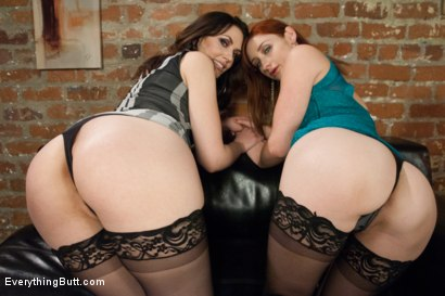 Photo number 1 from Deep Anal Slut shot for Everything Butt on Kink.com. Featuring Sarah Shevon and Violet Monroe in hardcore BDSM & Fetish porn.