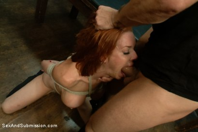 Photo number 10 from Cunt Holes: Multi Orgasmic Squirting Submissive Anal Slut! shot for Sex And Submission on Kink.com. Featuring Veronica Avluv and Mr. Pete in hardcore BDSM & Fetish porn.