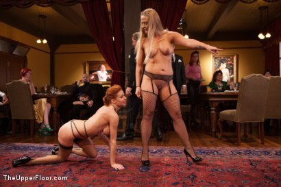 Photo number 1 from Two Gorgeous MILFs Fucked at the Anal Brunch shot for The Upper Floor on Kink.com. Featuring Maestro, Veronica Avluv and Holly Heart in hardcore BDSM & Fetish porn.